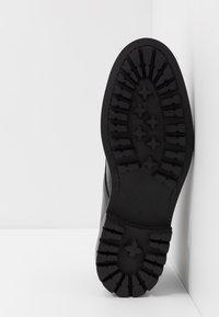 Madden by Steve Madden - KARKON - Volnočasové šněrovací boty - black - 4