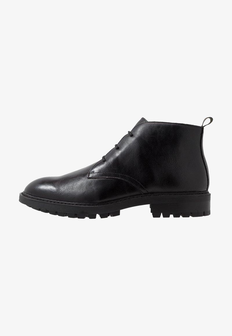 Madden by Steve Madden - KARKON - Volnočasové šněrovací boty - black