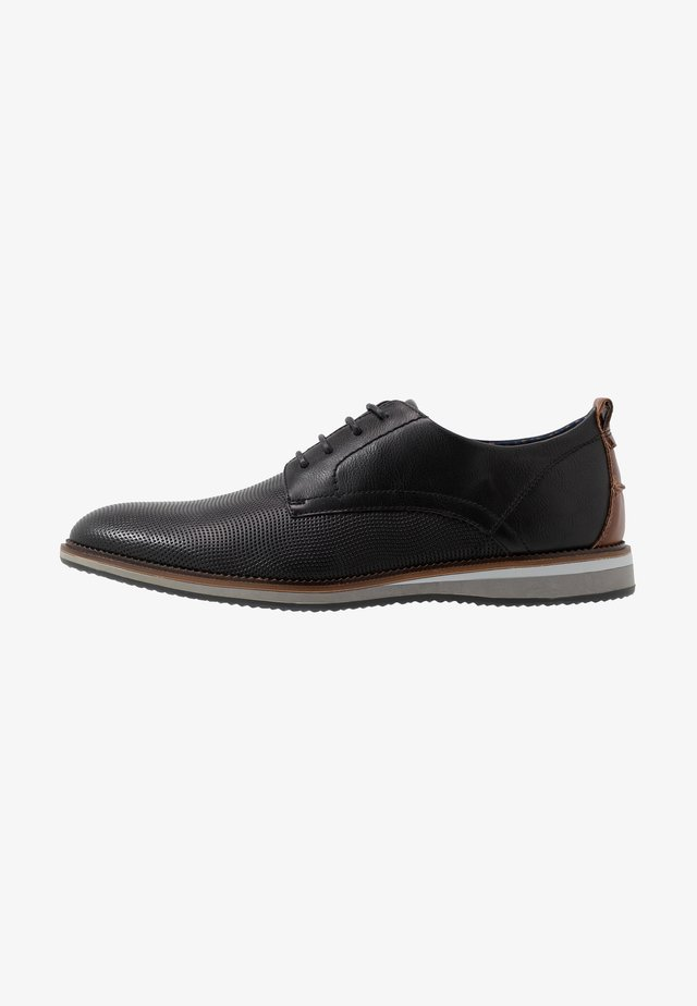 HAMISS - Derbies - black