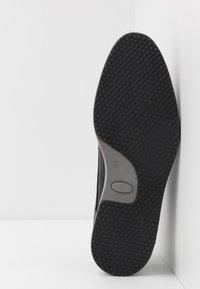 Madden by Steve Madden - HAMISS - Šněrovací boty - black - 4