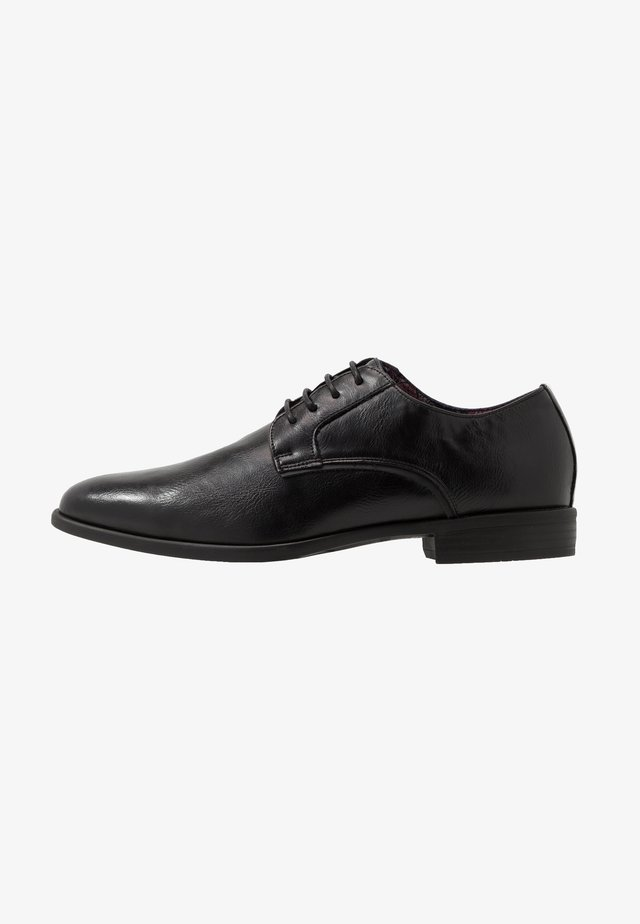 YENNIT - Smart lace-ups - black