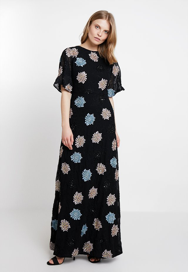 MAXI DRESS - Festklänning - black