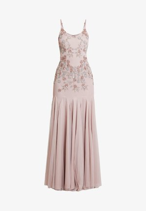 EMBELLISHED CAMIMAXI DRESS WITH FISHTAIL - Vestido de fiesta - frosted pink