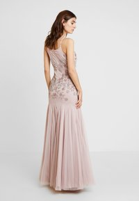Maya Deluxe - EMBELLISHED CAMIMAXI DRESS WITH FISHTAIL - Ballkjole - frosted pink - 3