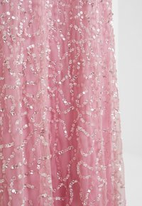 Maya Deluxe - ALL OVER EMBELLISHED MAXI DRESS - Ballkjole - pink - 8