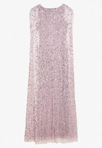Maya Deluxe - WRAP MAXI DRESS WITH CAPE DETAIL - Ballkjole - lilac - 1