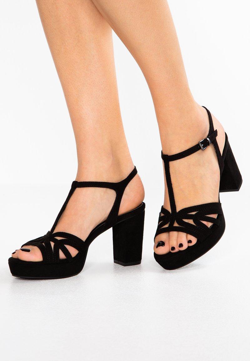 Marco Tozzi - High Heel Sandalette - black