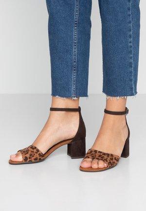 Sandaler - muscat/multicolor