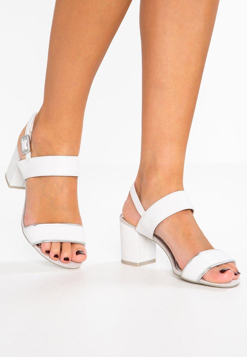 Marco Tozzi - Sandals - white