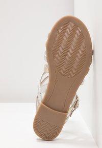 Marco Tozzi - Sandals - metallic multicolor - 6