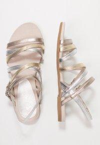 Marco Tozzi - Sandals - metallic multicolor - 3
