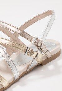 Marco Tozzi - Sandals - metallic multicolor - 2
