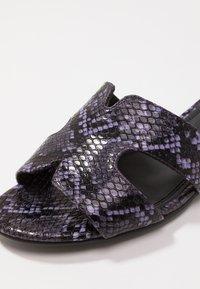 Marco Tozzi - Muiltjes - purple - 2