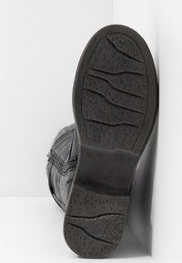 Marco Tozzi - Lace-up boots - black antic - 6