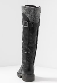 Marco Tozzi - Lace-up boots - black antic - 5