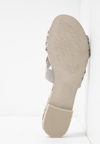 Marco Tozzi - Mules - light grey - 6