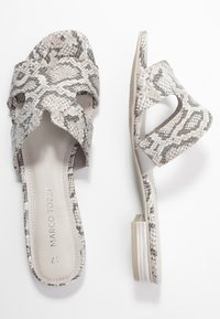 Marco Tozzi - Mules - light grey - 3