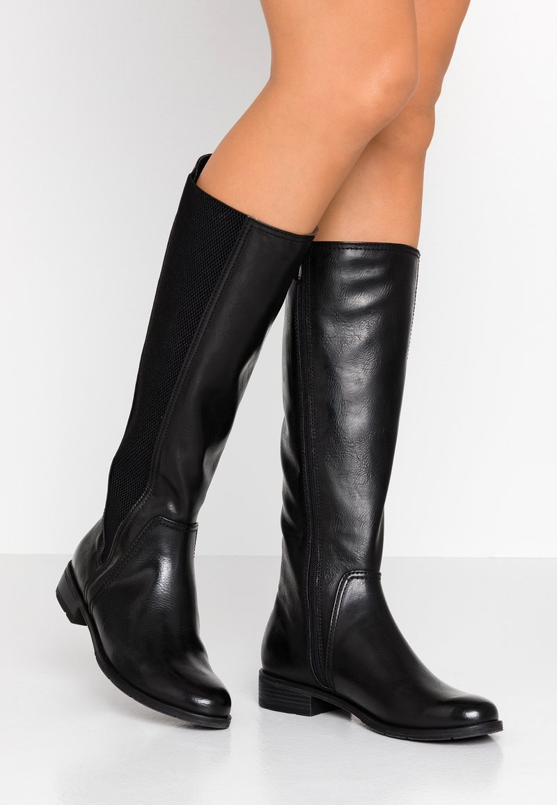 Marco Tozzi - Boots - black antic