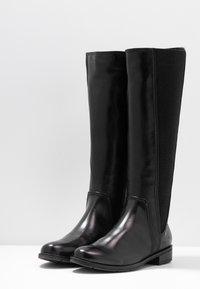 Marco Tozzi - Boots - black antic - 4