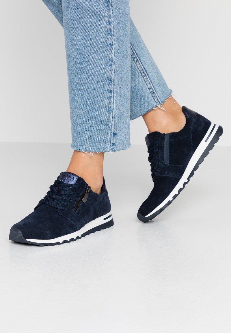 Marco Tozzi - Sneakers - navy antic