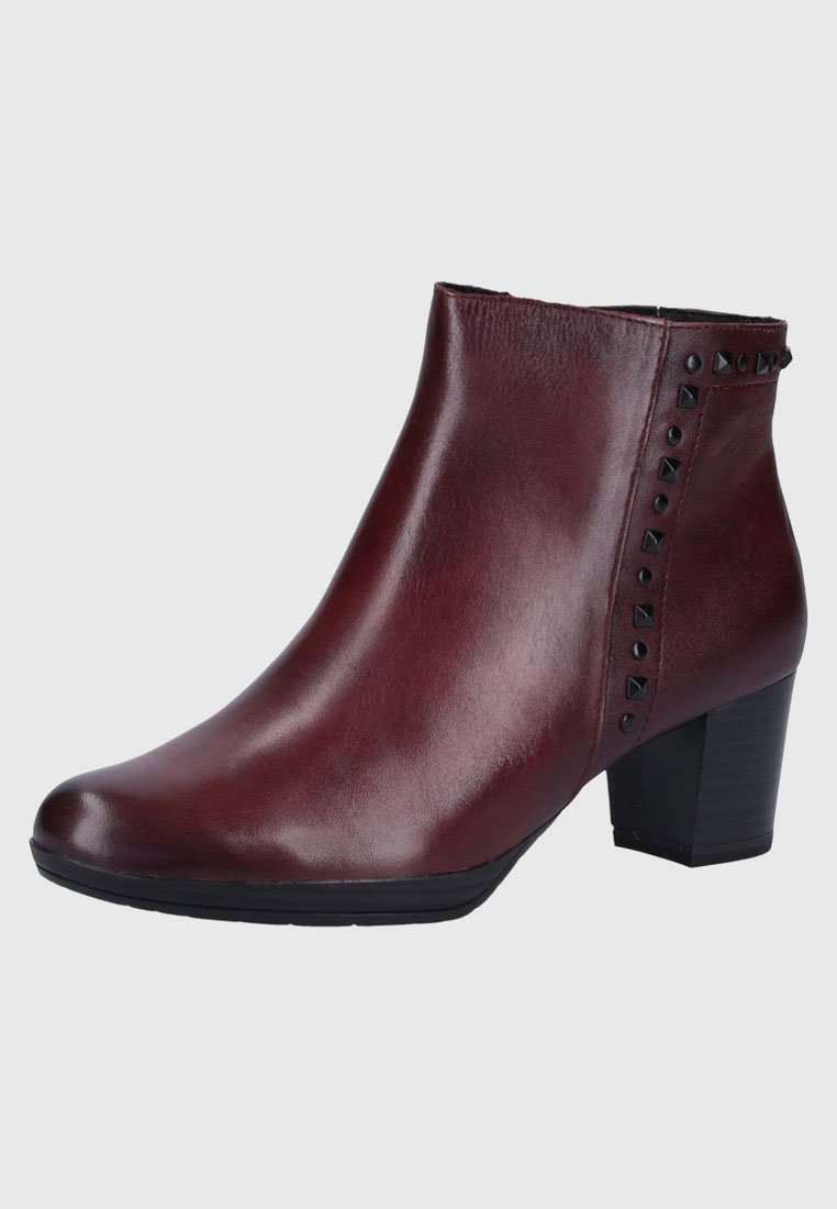 Marco Tozzi Ankle Boot - bordeaux ant - Black Friday
