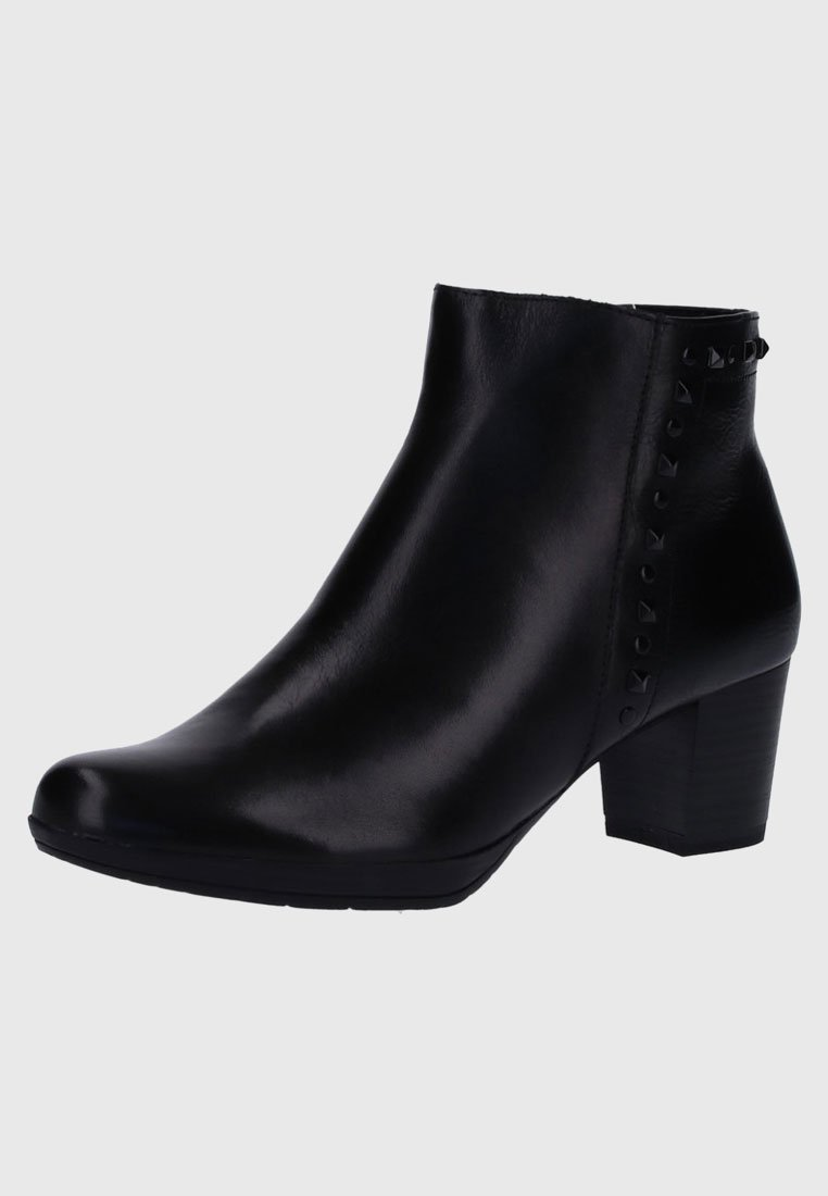 Marco Tozzi Ankle Boot - black antic - Black Friday