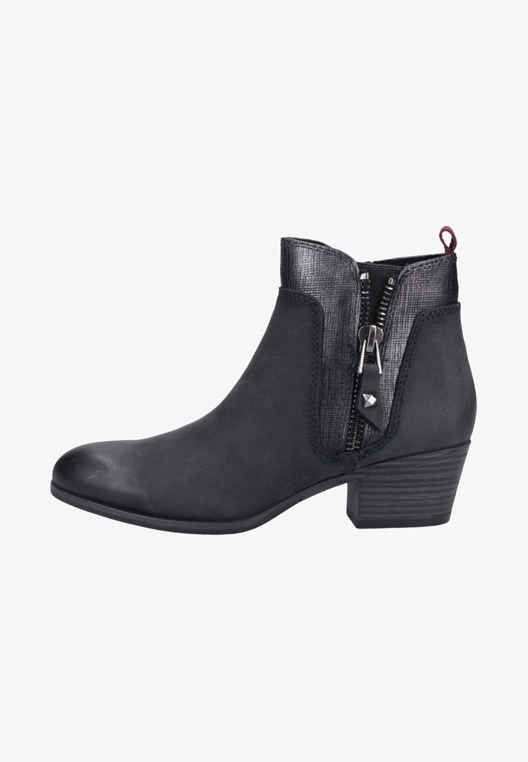 Marco Tozzi - Ankle boots - navy