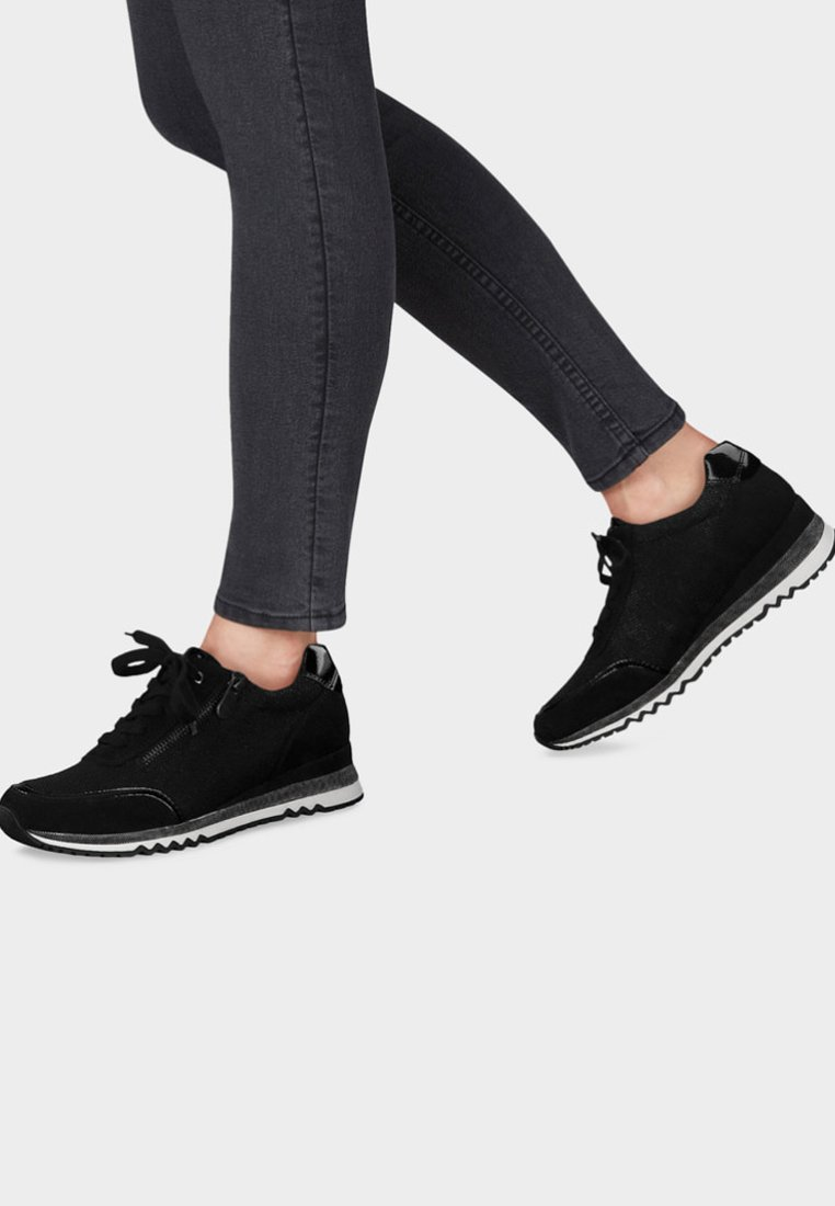 Marco Tozzi - Sneaker low - black