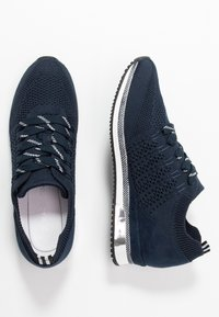 Marco Tozzi - LACE UP - Trainers - navy - 3