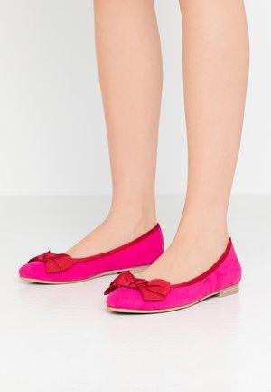 Ballerines - pink