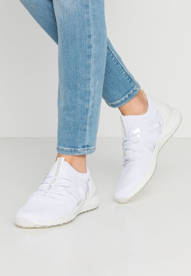 LACE UP - Trainers - white