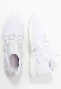 Marco Tozzi - LACE UP - Trainers - white - 3