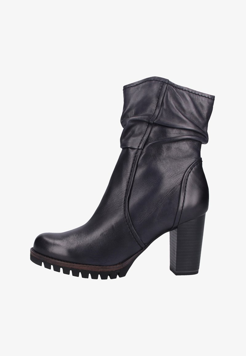 Marco Tozzi - Classic ankle boots - dark blue