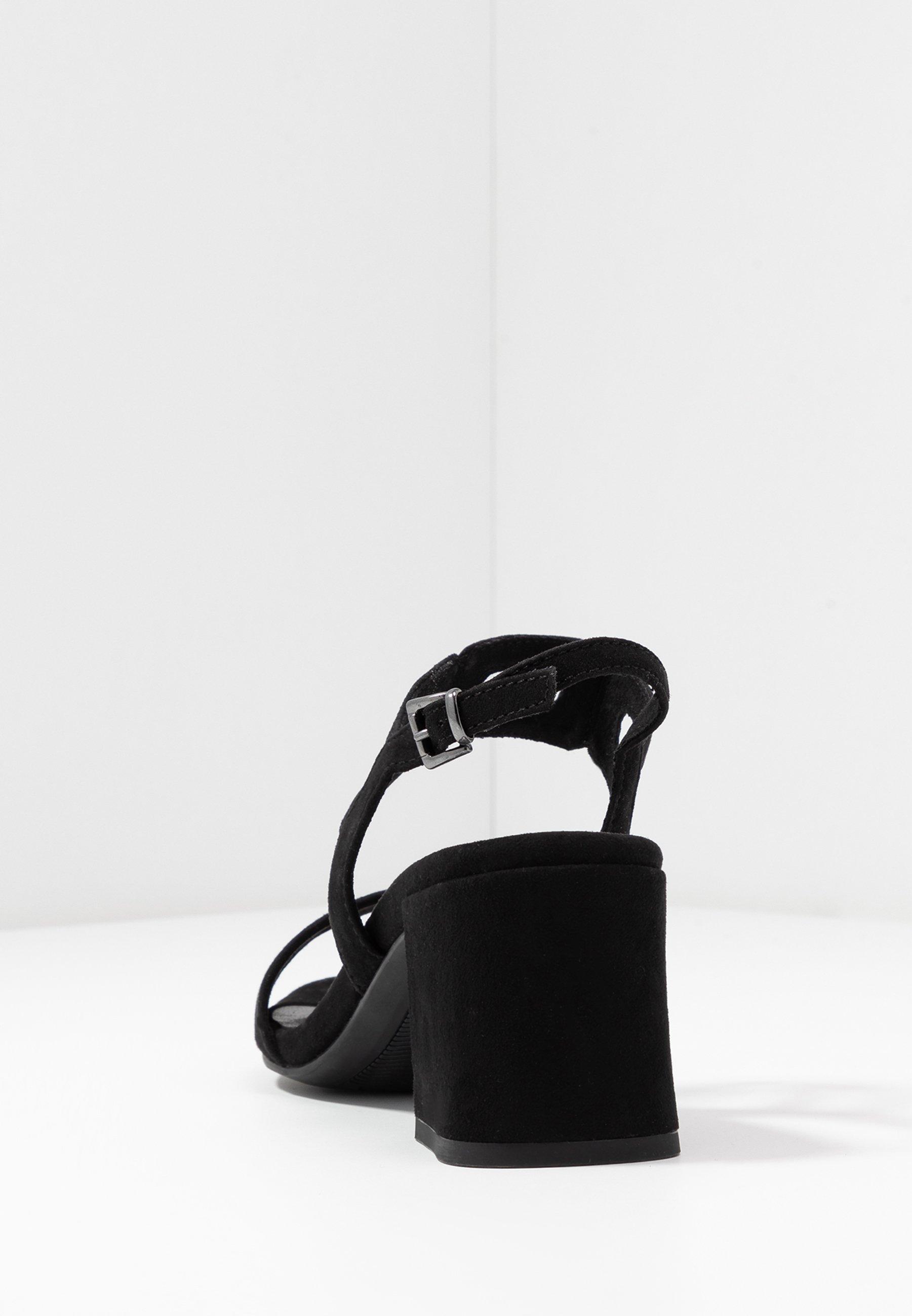 Marco Tozzi Sandalen - Black Goedkope Schoenen