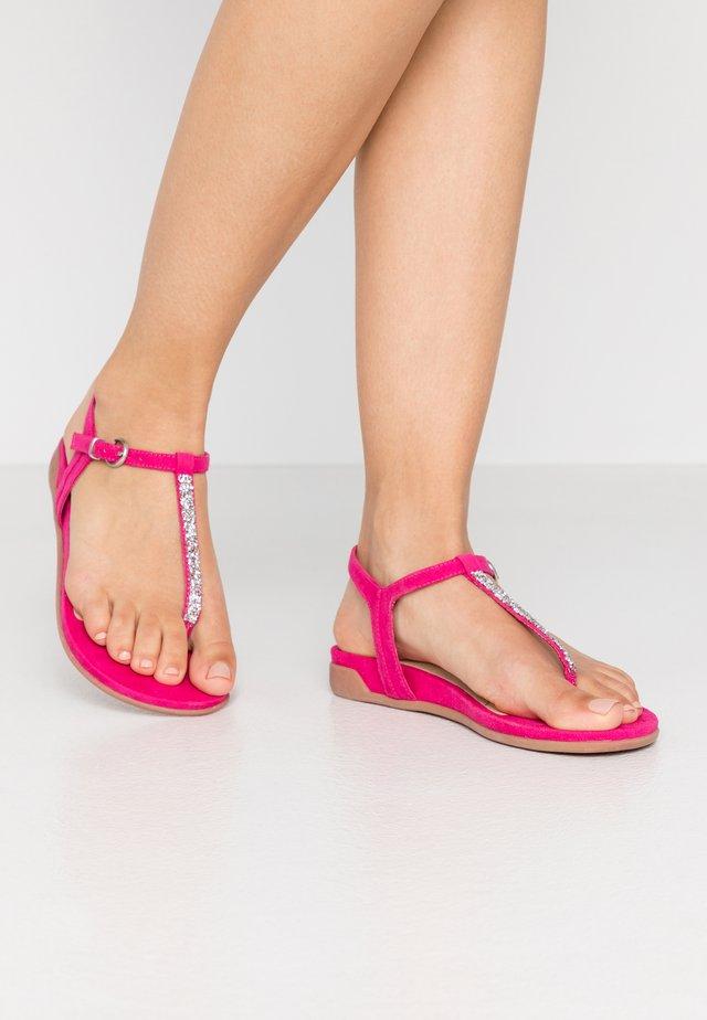 Zehentrenner - pink