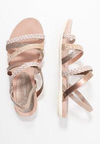 Marco Tozzi - Sandals - rose metallic - 3