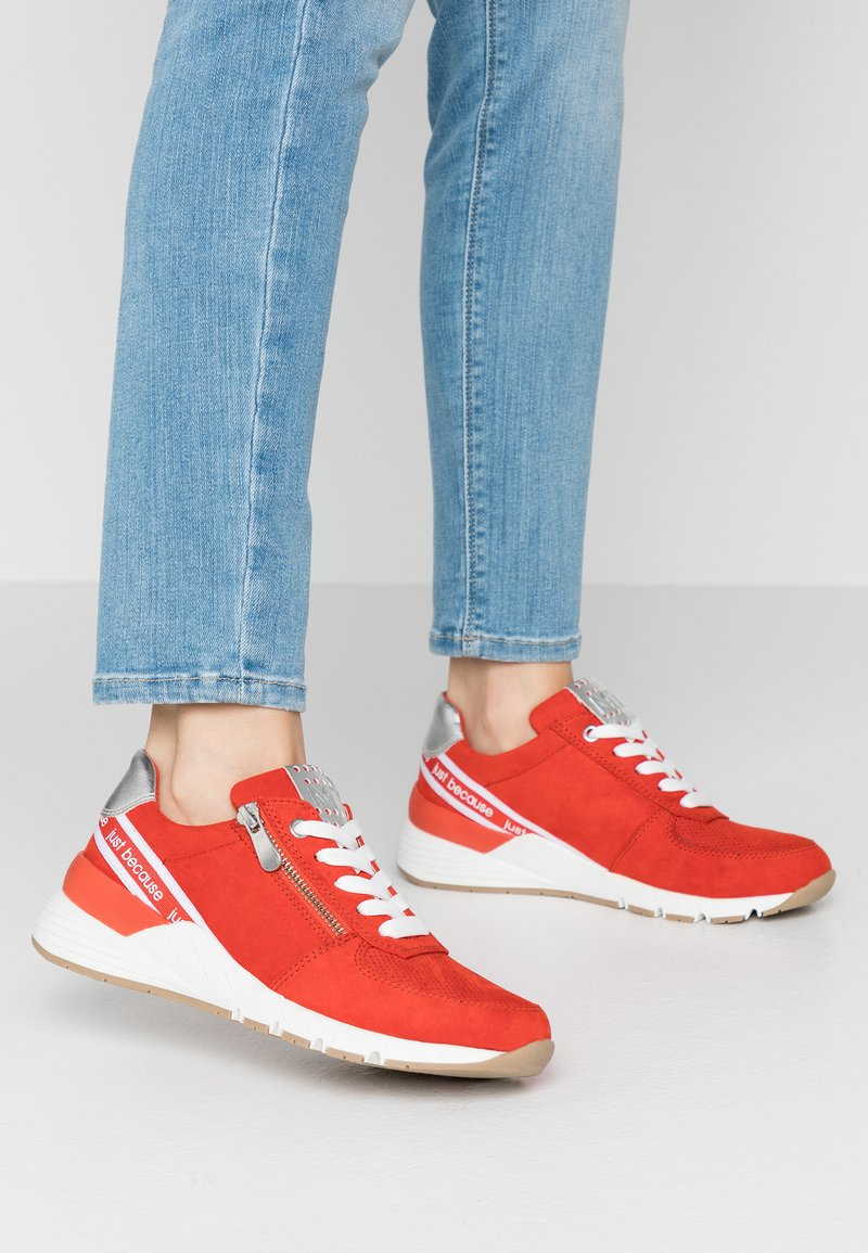 Marco Tozzi - Trainers - orange
