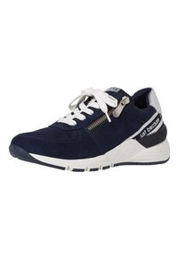 Marco Tozzi - Trainers - navy comb - 2