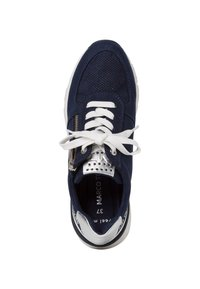 Marco Tozzi - Trainers - navy comb - 1