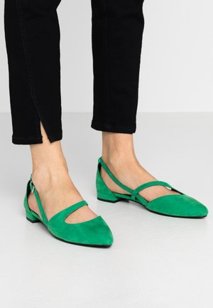 Babies - green