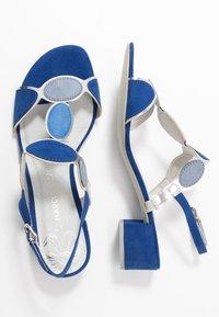 Marco Tozzi - Sandals - royal - 3