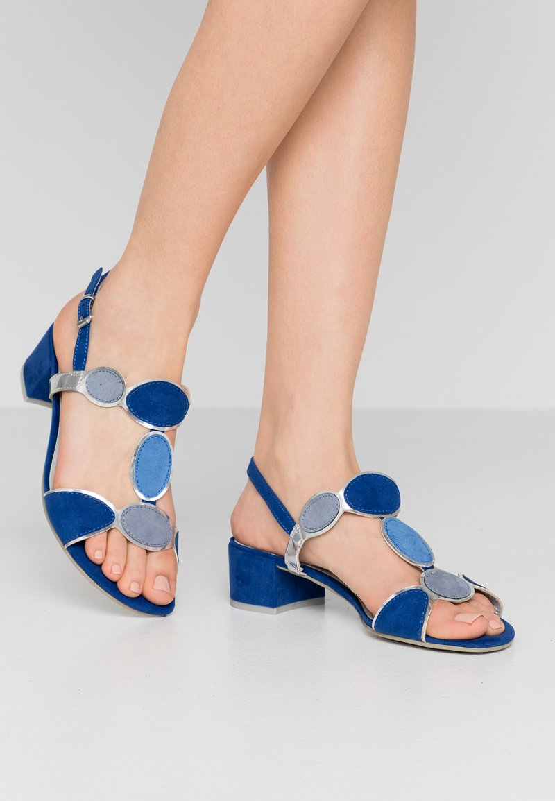 Marco Tozzi - Sandals - royal