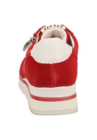 Marco Tozzi - Trainers - red - 3