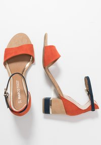 Marco Tozzi - Sandals - terracotta - 3