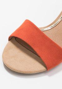 Marco Tozzi - Sandals - terracotta - 2