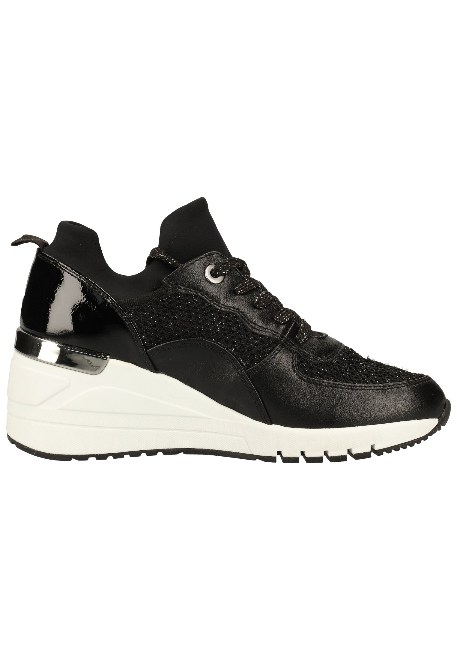 Marco Tozzi Sneakers alte - black 5nkKNoMD