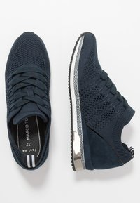 Marco Tozzi - Trainers - navy - 3