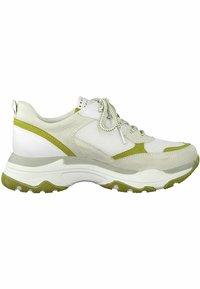 Marco Tozzi - Sneakers basse - pebble/lime - 4