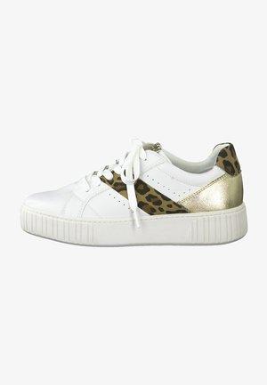 Sneakers basse - white/leo