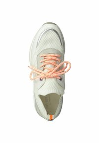 Marco Tozzi - Sneakers basse - white/neon - 1